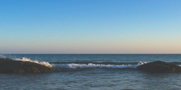 Life insurance after a DUI-rocks in ocean with waves crashing
